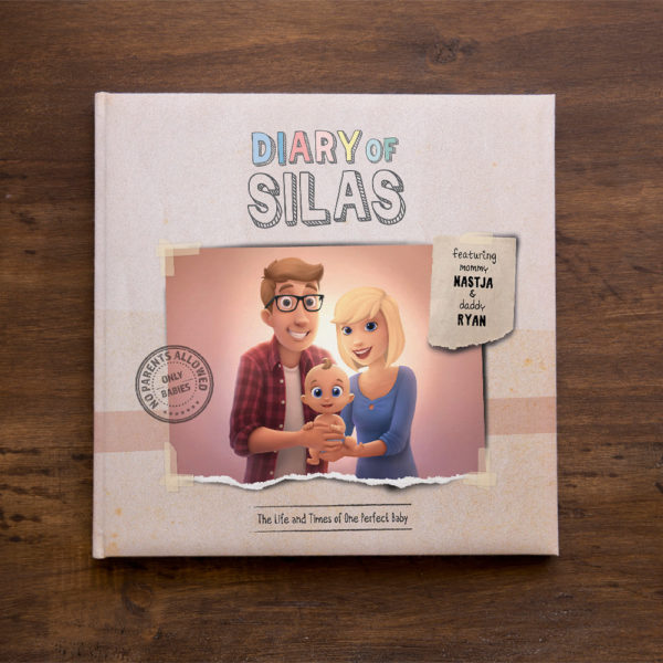 Diary of Silas Hooray Heroes