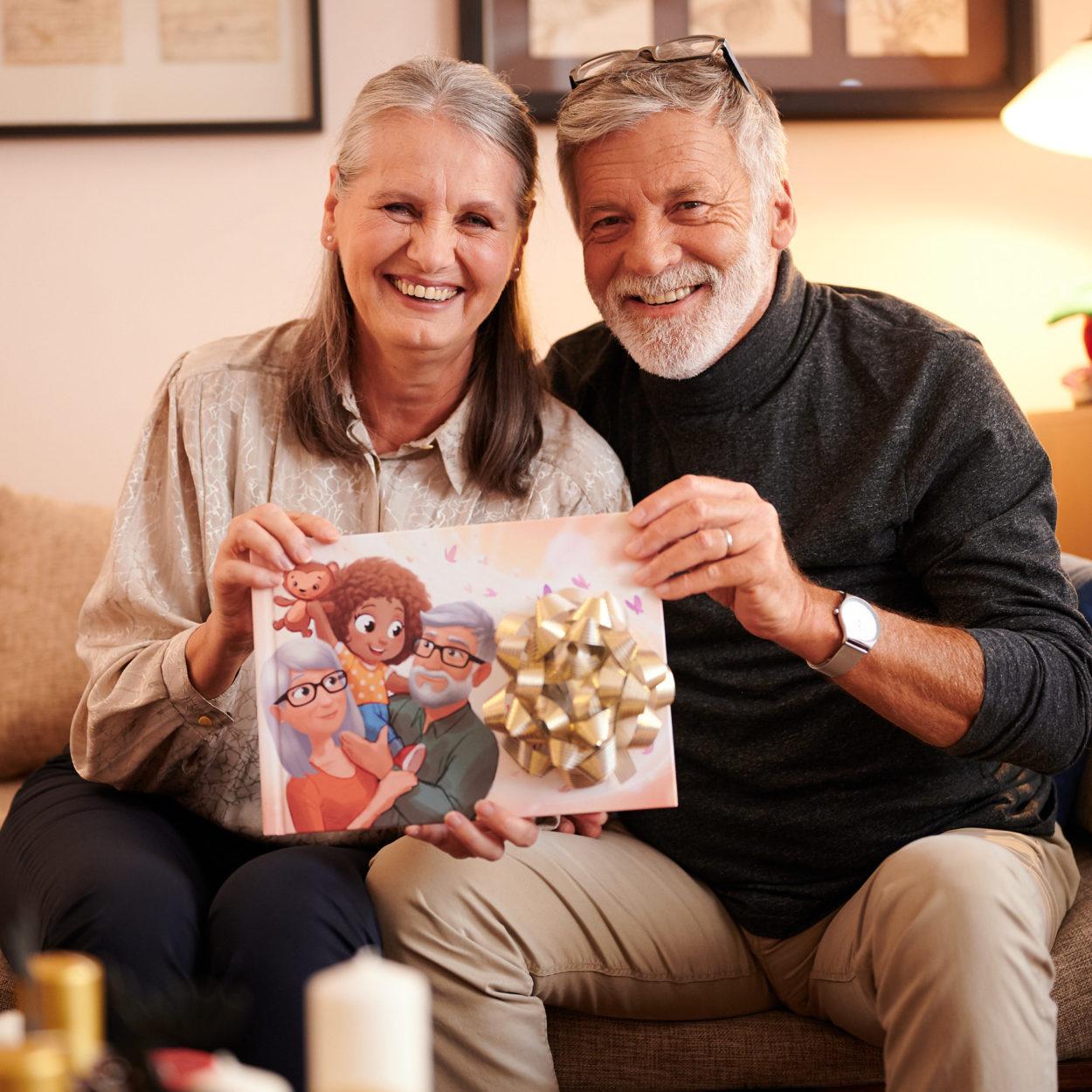 Grandparents Book Hooray Heroes