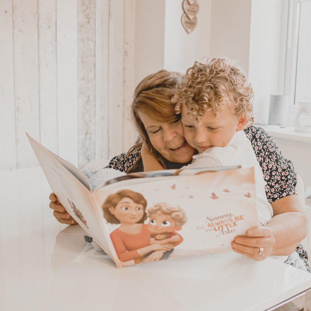 Grandparents Book