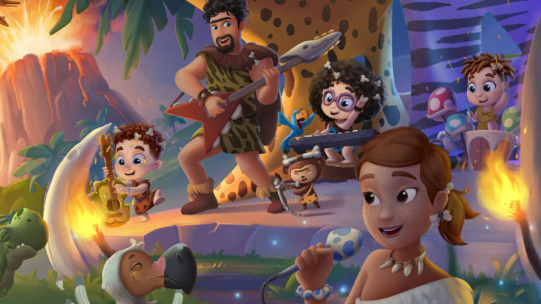 New hooray heroes' book for up to 5 family members