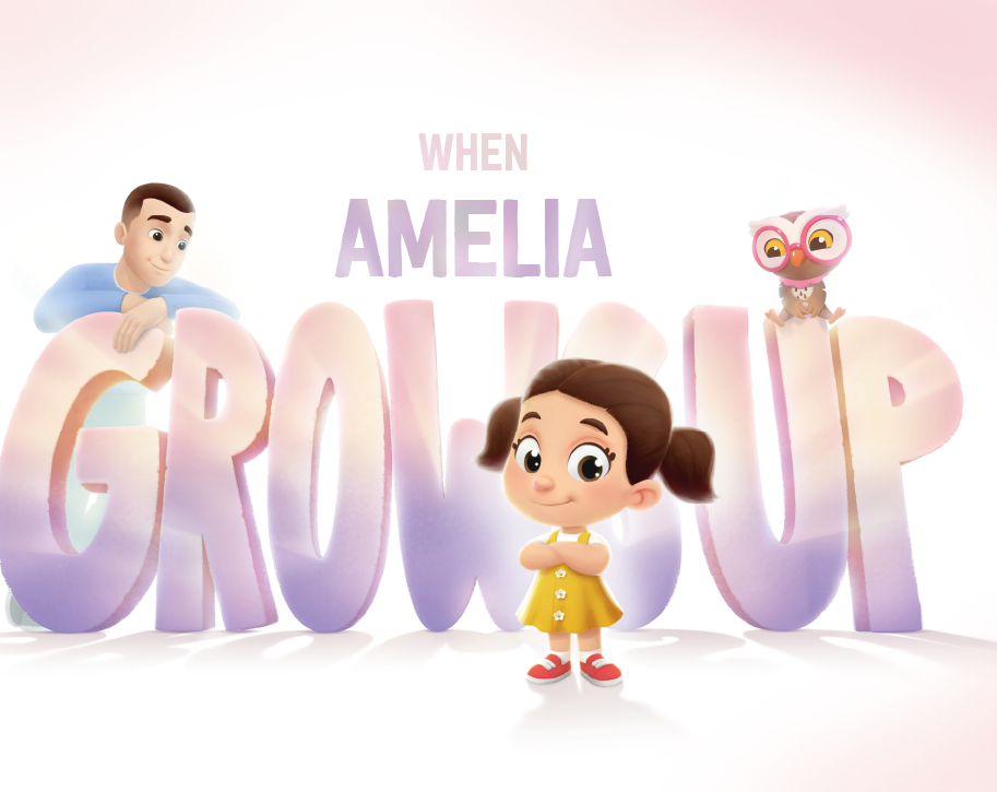 When Amelia Grows Up - Daddy Edition