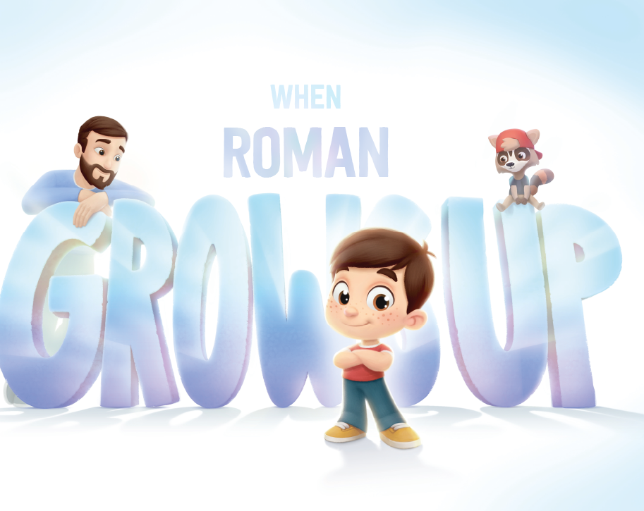 When Roman Grows Up - Daddy Edition